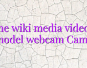 Online wiki media videochat model webcam Cam4