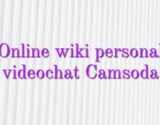 Online wiki personal videochat Camsoda
