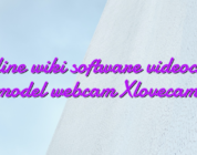 Online wiki software videochat model webcam Xlovecam