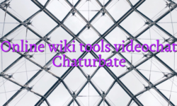 Online wiki tools videochat Chaturbate