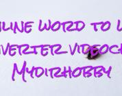 Online word to wiki converter videochat Mydirhobby