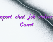 Support chat job videochat Cam4
