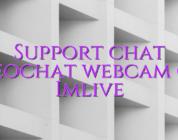 Support chat videochat webcam girl Imlive