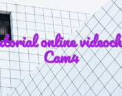 Tutorial online videochat Cam4