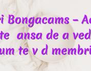 Stiri Bongacams – Acum este șansa de a vedea cum te văd membrii!