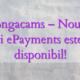 Stiri Bongacams – Noul sistem de plăți ePayments este acum disponibil!