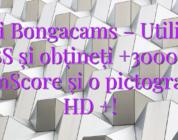 Stiri Bongacams – Utilizați OBS și obțineți +3000 pe CamScore și o pictogramă HD +!