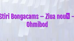 Stiri Bongacams – Ziua nouă – Ohmibod