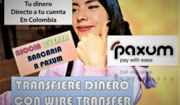 Banii Dvs. direct în contul Dvs. bancar din țara Dvs. cu Paxum .. ((Transfer bancar))