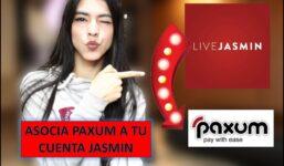 LIVEJASMIN Asociază Paxum la LiveJasmin ((foarte ușor pas cu pas))