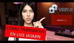 LIVEJASMIN  descărcați VISIT-X și transmiteți fluxul din JASMINCAM