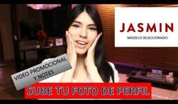 LIVEJASMIN  încărcați fotografia de profil – videoclip promoțional și deveniți un model selectat