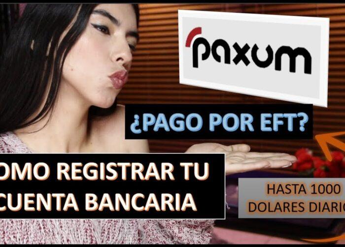PAXUM EFT – Asociați-vă contul bancar în Romania și primiți plata direct
