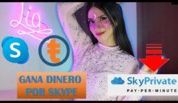 skyprivate  Vă arăt cum funcționează / Înregistrați + PayPerMinute
