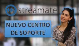 STREAMATE  întâlniți noul centru de asistență ((interviu))