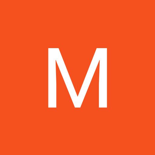 Poză de profil pentru M M